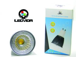 Lâmpada Led MR16 6W COB         (Dicroica) GU10