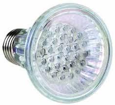 Lampada Led Par20  30 leds