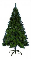 Arvore De Natal Pinheiro 2,10m 600 Galhos Verde Giganta