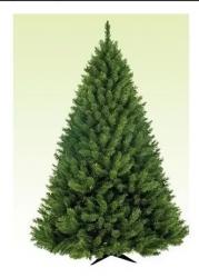 Árvore De Natal Bavarian Pine 240cm