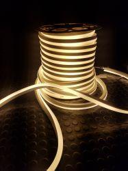 Mangueira Fita Neon Grossa 16mmx25mm Flex 5m 220v+1 Conector
